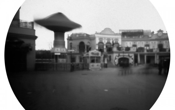 VIENNA THROUGH A PINHOLE
