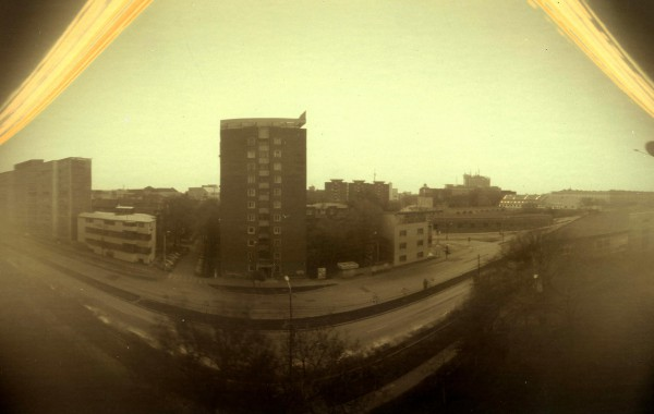 140322 BALCONY PINHOLE PROJECT