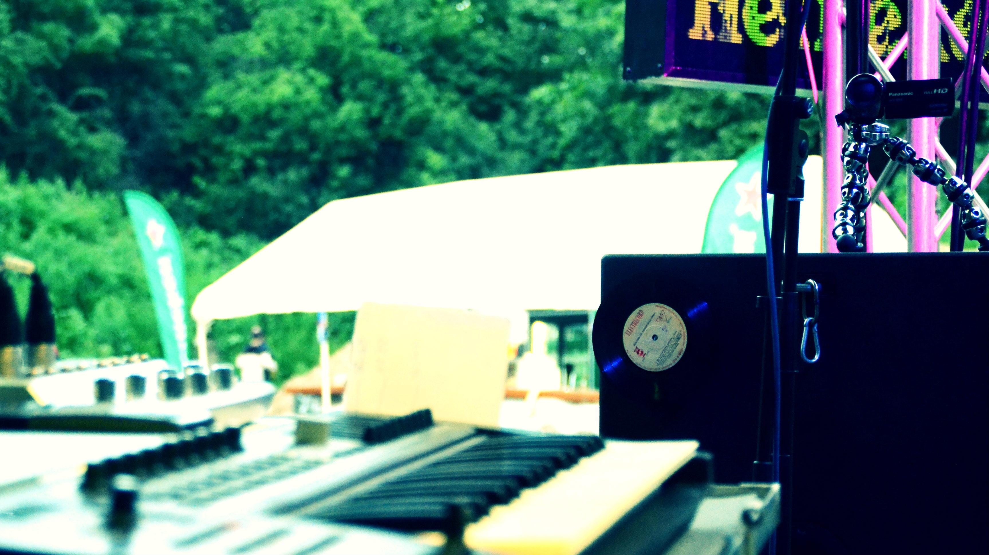 7 inch pinhole record cam