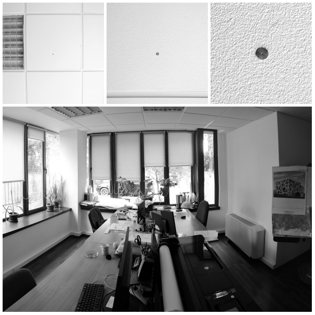OFFICE PINHOLE PROJECT