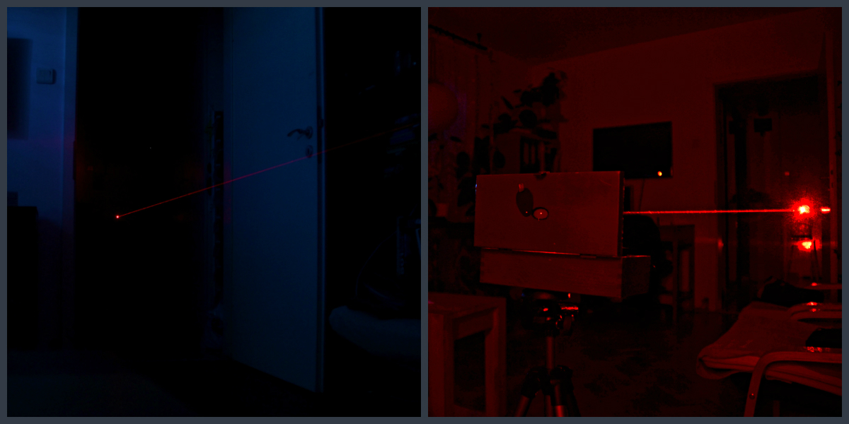 pinhole photography diffraction experiment 1