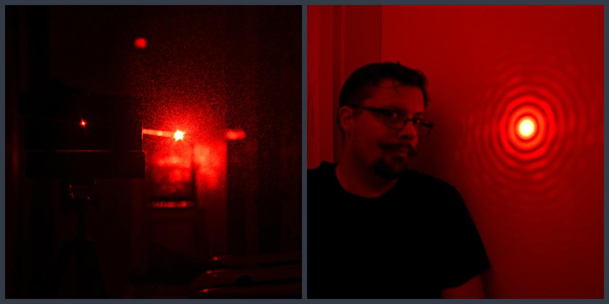 pinhole photography diffraction experiment 2