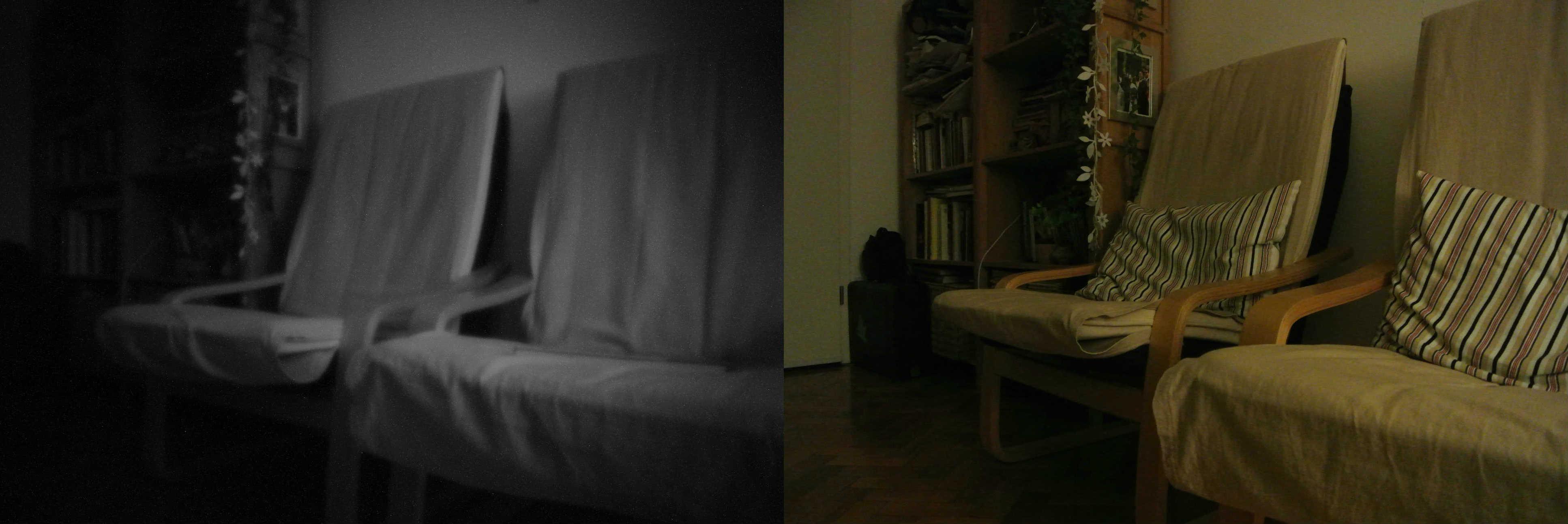 pikon vs. 10 mm Nikon J1